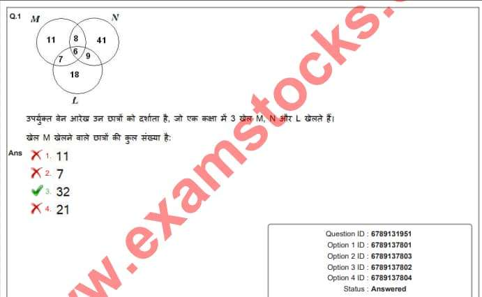 RRB Group D Question Paper 2018 With Official Answer Key Pdf