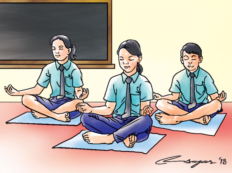 International Yoga Day : Yoga For Students To Improve Memory And Focus