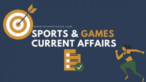 Sports & Games Current Affairs PDF Download