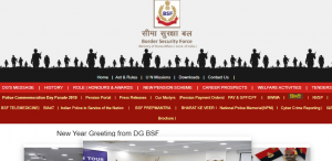 BSF Recruitment 2020: Apply Onlilne