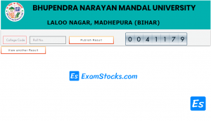 BNMU Part 3rd Result 2020 Released Check Here