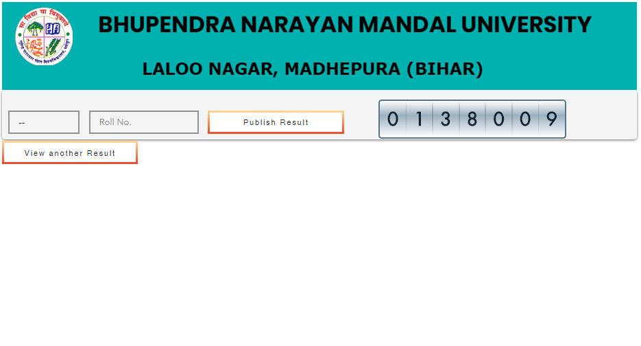 BNMU Part 2nd Result 2020 Released Check Here