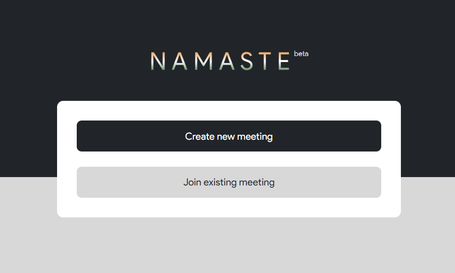 What Is Say Namaste Meeting App And How To Use It?
