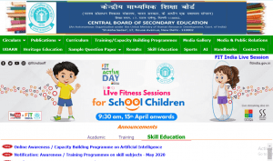 CBSE New Exam Date Sheet 2020 For 10th & 12th Exams Released