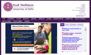 DU Admission Application Form 2020 Registration & Apply Online