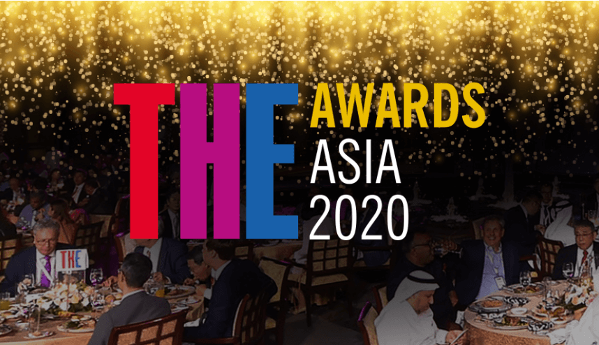THE Asia Awards 2020 Released Eight Indian Institutes In Top 100