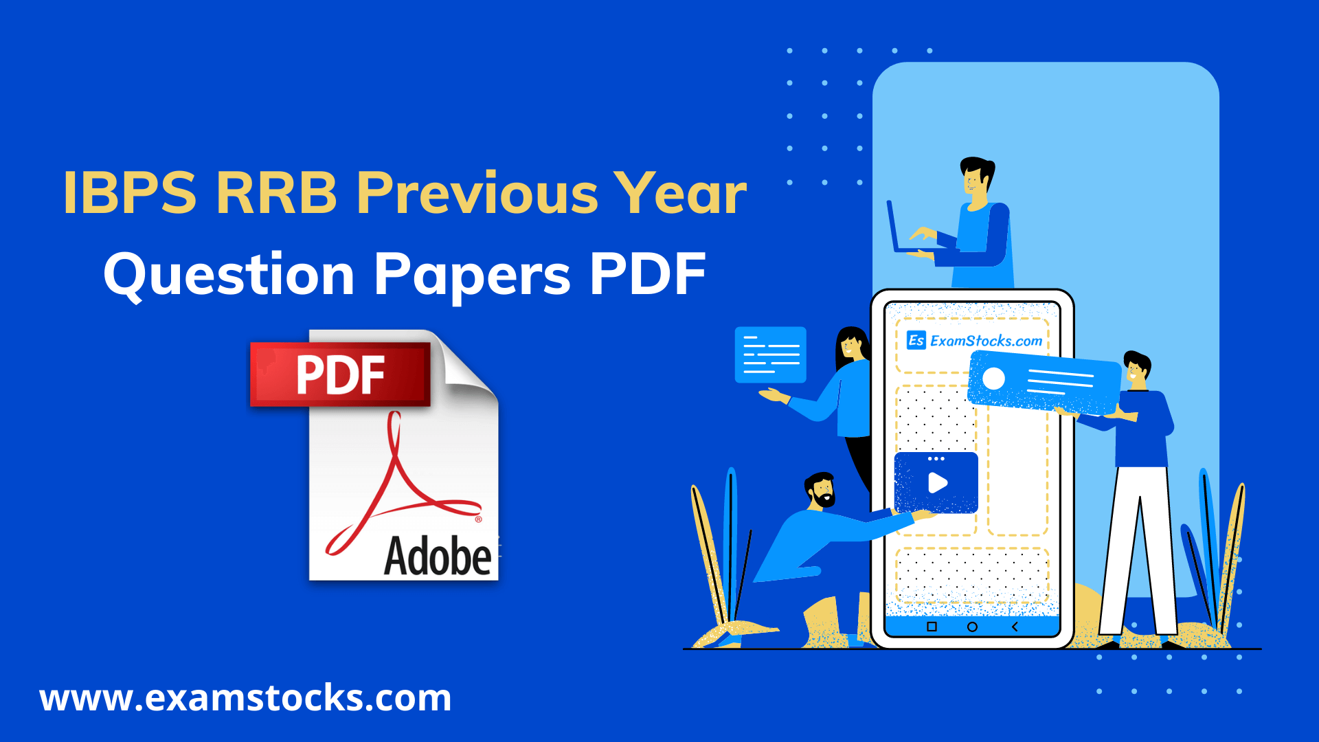 IBPS RRB Previous Year Question Papers PDF Download Now