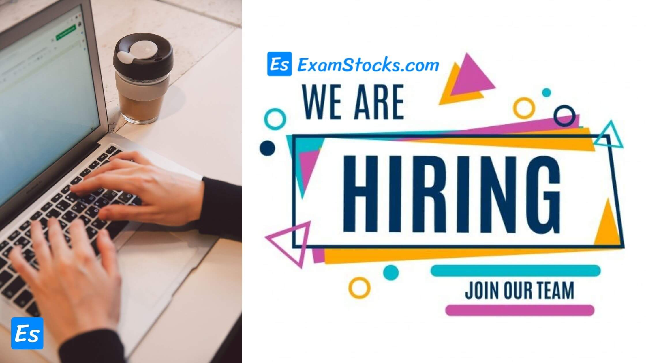 We Are Hiring Work For Examstocks