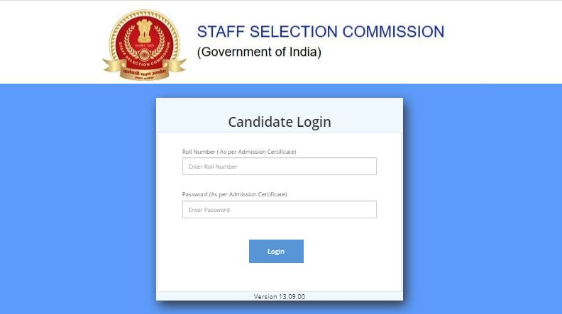 SSC CPO Tier 1 Answer Key 2020 Check CPO Answer Key Here
