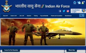 Indian Air Force Recruitment 2021 Apply Online For Various Posts