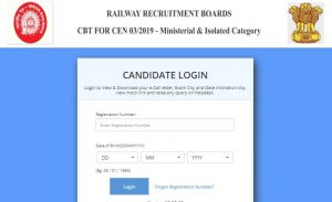 Answer Key For RRB Ministerial And Isolated Categories Exam 2020 Released
