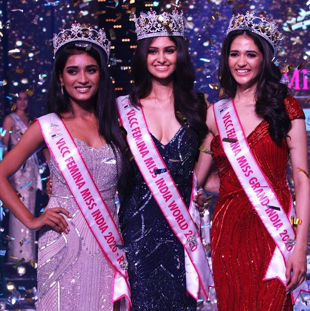miss india 2020 winner manasa varanasi
